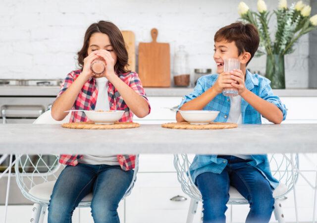 desayunos energéticos para niños
