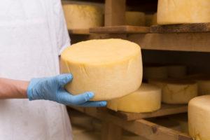 Maduración del queso