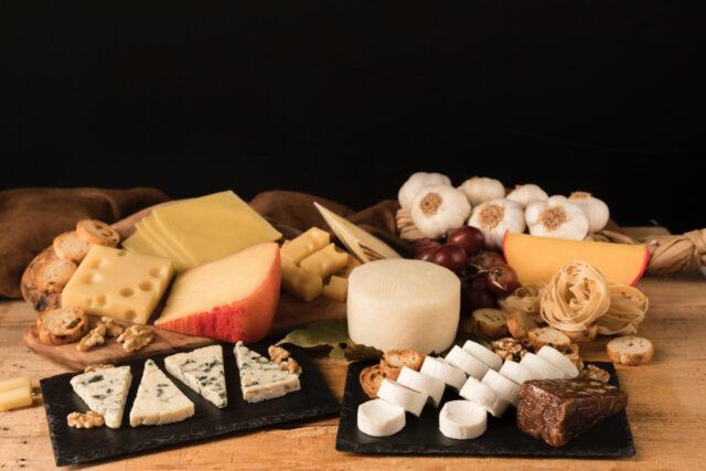 tabla de quesos originales